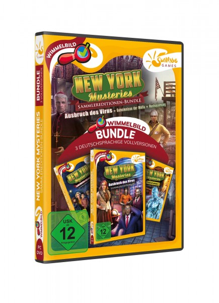 Sunrise Games - New York Mysteries Bundle