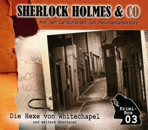 Sherlock Holmes & Co - Die Krimi Box 3