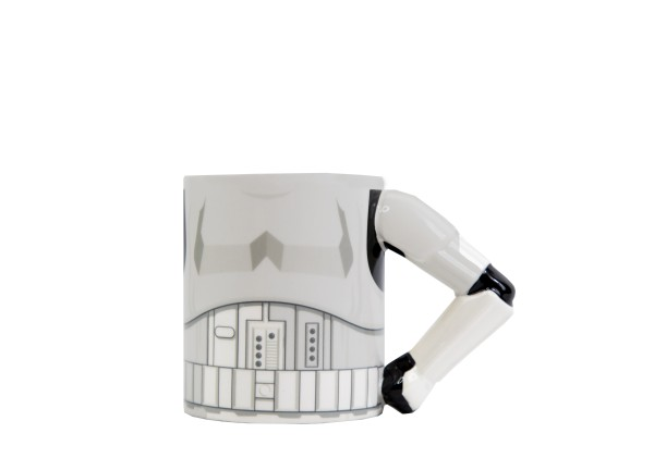 Tasse 3D Arm Storm Trooper