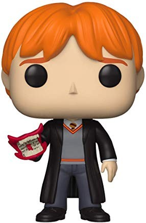 Harry Potter - Ron With Howler PopFigur