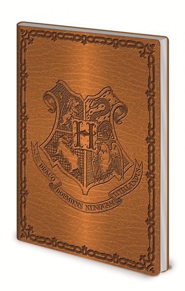 Notizbuch Harry Potter (Hogwarts)
