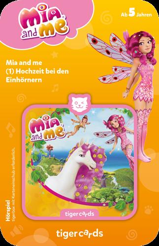 tigercard - Mia and me (1): Hochzeit bei den Einhörnern