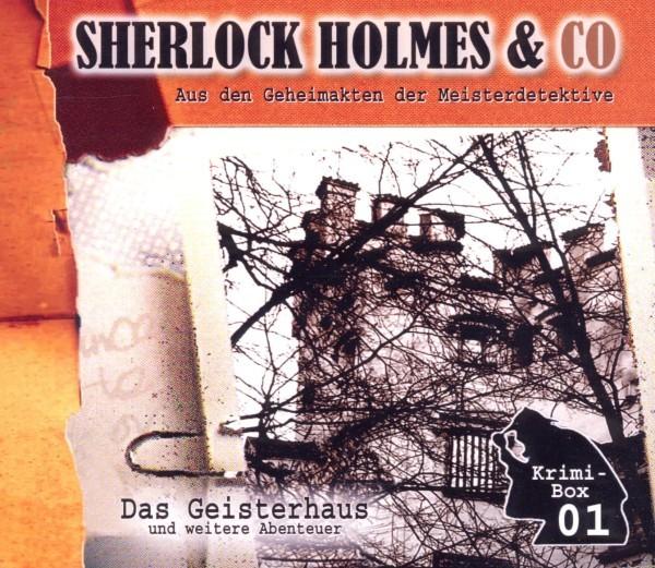 Sherlock Holmes & Co - Das Geisterhaus (Und Weitere Abenteuer)