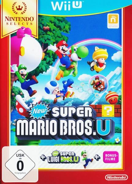 New Super Mario Bros. U + New Super Luigi U - Konsole WI-U