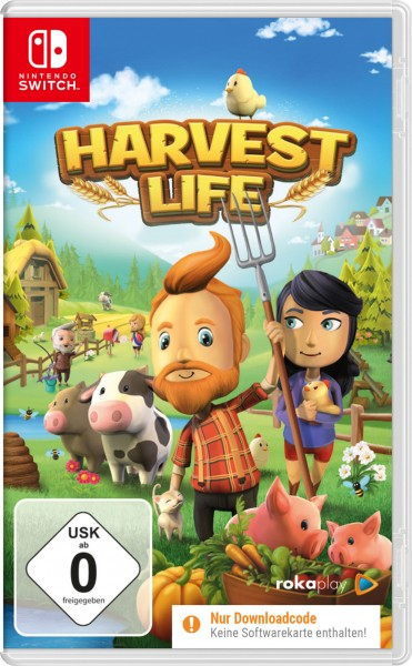 Harvest Life (Code in a box)