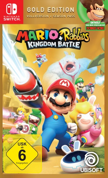 Mario & Rabbids - Kingdom Battle (Gold Edition)