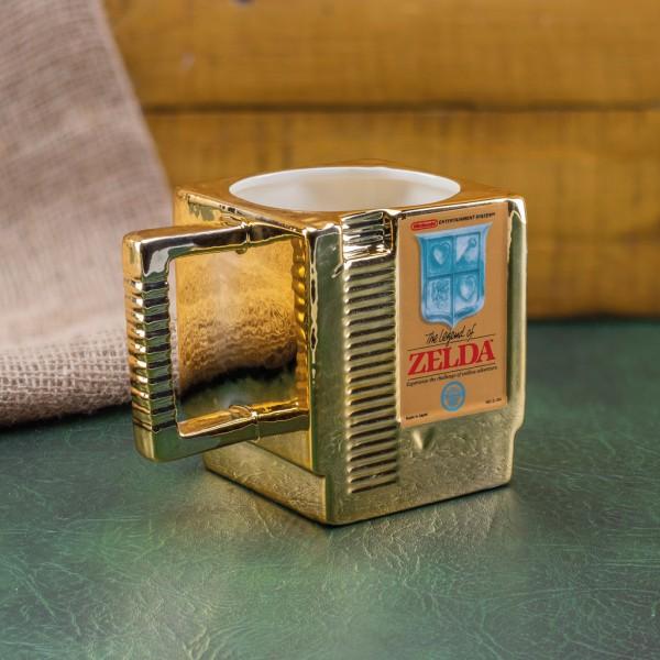 Tasse Zelda (gold)