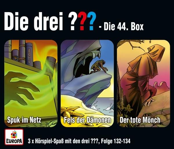 Die drei ??? - 044/3er Box (Folgen 132,133,134)