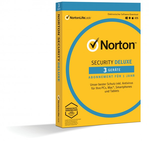 NORTON INTERNET SECURITY 3 FOR 1 (3 USER)