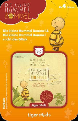 tigercard - Die kleine Hummel Bommel: Sucht das Glück