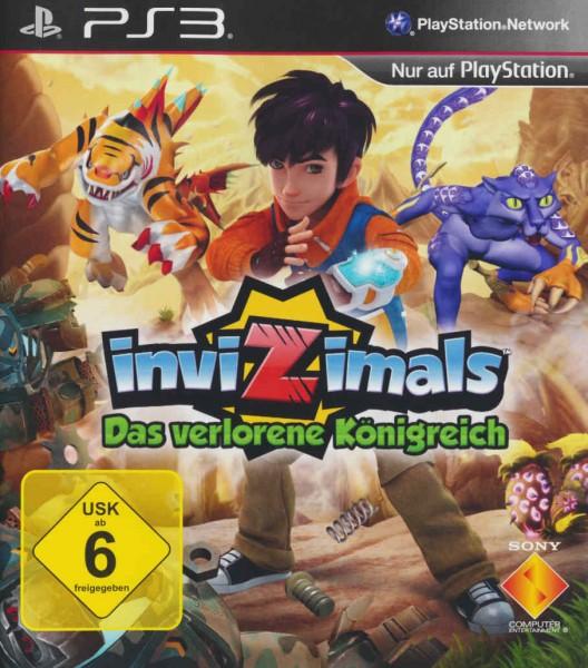 Invizimals - Das verlorene Königreich