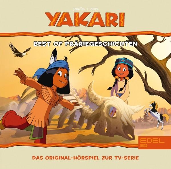Yakari - Best of Präriegeschichten - Hörspiel zur TV-Serie
