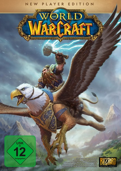 WORLD OF WARCRAFT (NEW PLAYER EDITION )