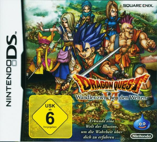 Dragon Quest VI - Wandler zwischen den Welten
