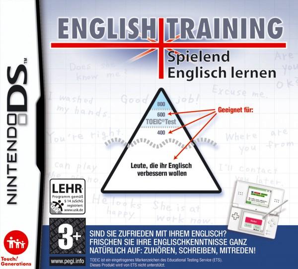 English Training - Spielend Englisch lernen
