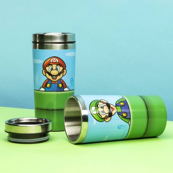Reisebecher Super Mario Warp Pipe