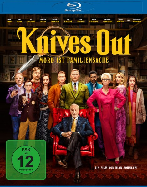 Knives Out - Mord ist Familiensache