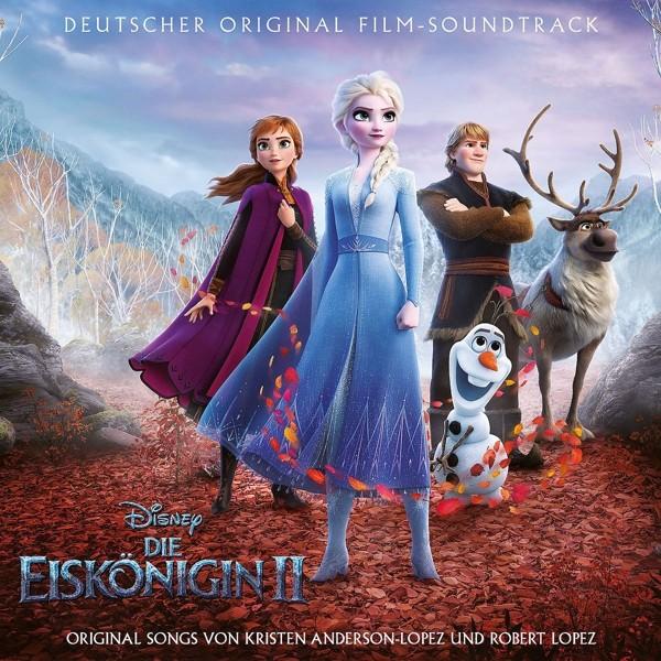 Frozen 2 - Die Eiskönigin 2 - Original Film-Soundtrack