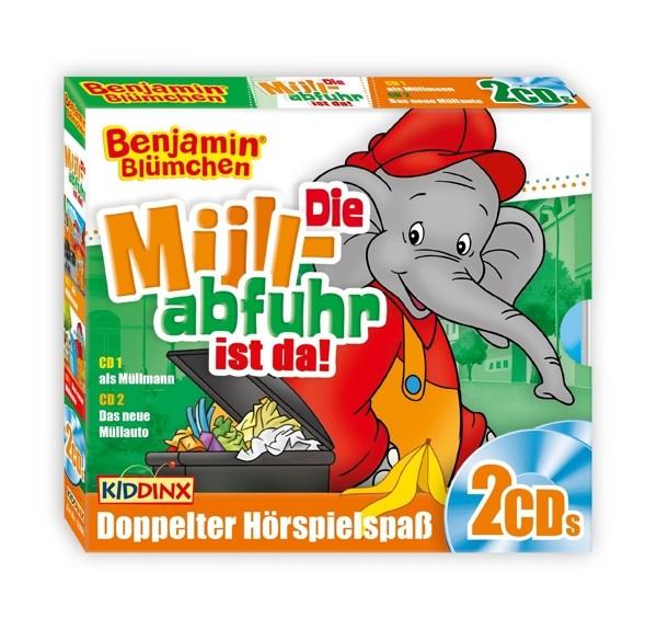 Benjamin Blümchen - Die Müllabfuhr ist da