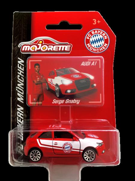 Majorette FC Bayern Premium Cars #22 GNABRY