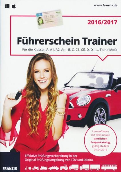 Führerschein Trainer 2016/2017