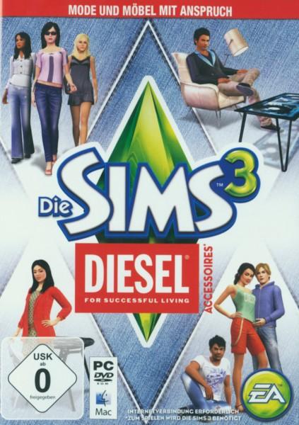 Die Sims 3 - Diesel Accessoires (Add-On)
