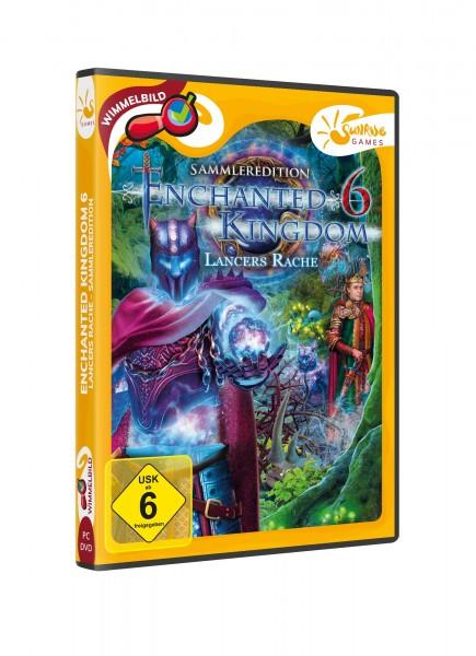 Enchanted Kingdom 6 Lancers Rache Sammleredition