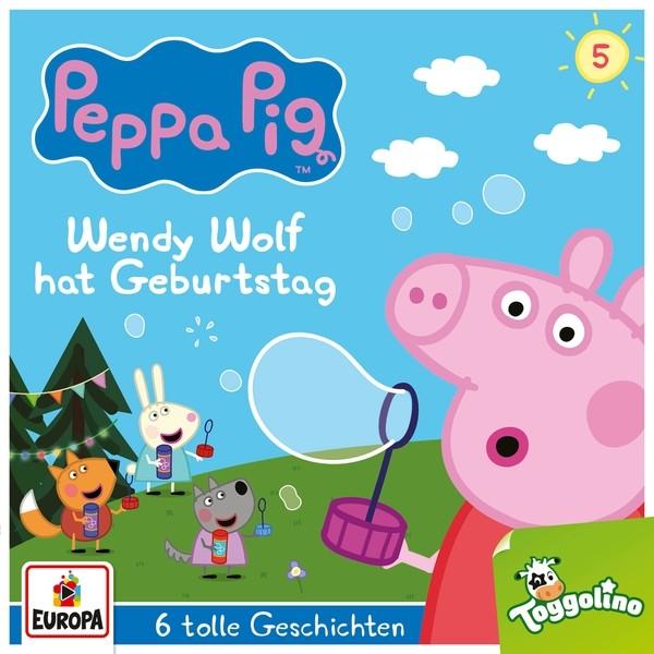 Peppa Pig - Folge 5: Wendy Wolf hat Geburtstag