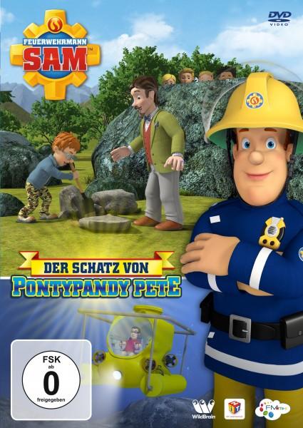 Feuerwehrmann Sam - Der Schatz von Pontypandy Pete (Staffel 10 Teil 5)