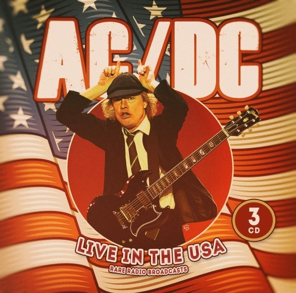 AC/DC - Libe In The USA/Radio Broadcast