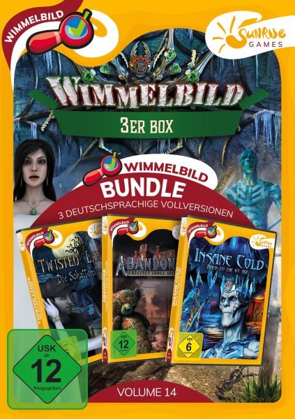 Sunrise Games - Wimmelbild 3ER BUNDLE 14