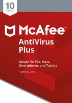 McAfee Internet Security 1 Device 2019 (Code in a Box)