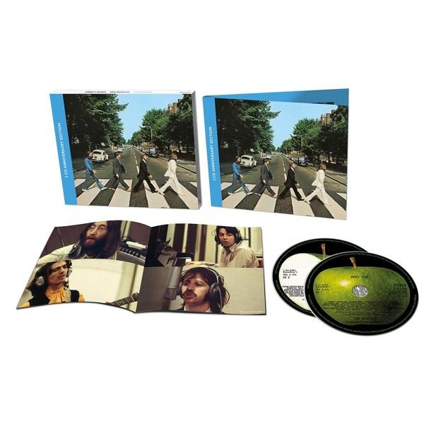 The Beatles - Abbey Road-50th Anniversary (Ltd.2CD)