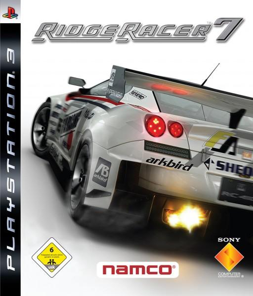 Ridge Racer 7 [PLA]