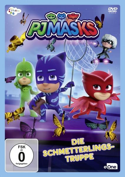 PJ Masks - Schmetterlingstruppe (Volume 7)