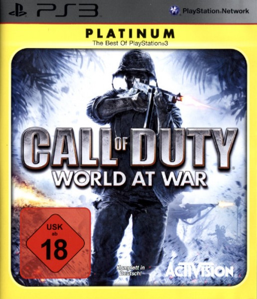 Call of Duty 5 - World at War [PLA]