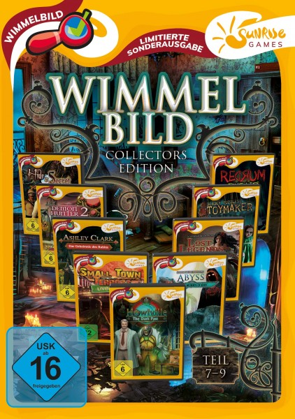 Sunrise Games: Wimmelbild Collectors Edition (Teil 7-9)