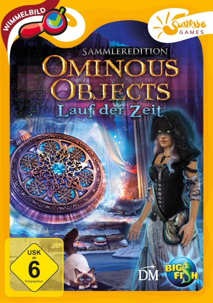Sunrise Games - Ominous Objects: Der Lauf der Zeit