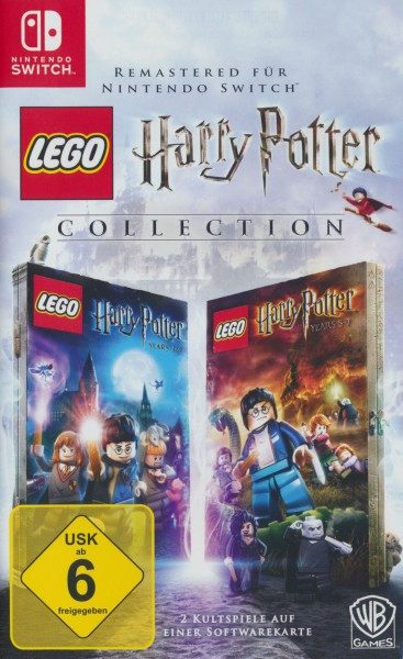 Lego Harry Potter Collection (Die Jahre 1-4 & Die Jahre 5-7)