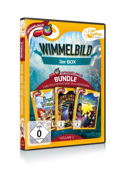 Sunrise Games - Wimmelbild 3er Bundle 2