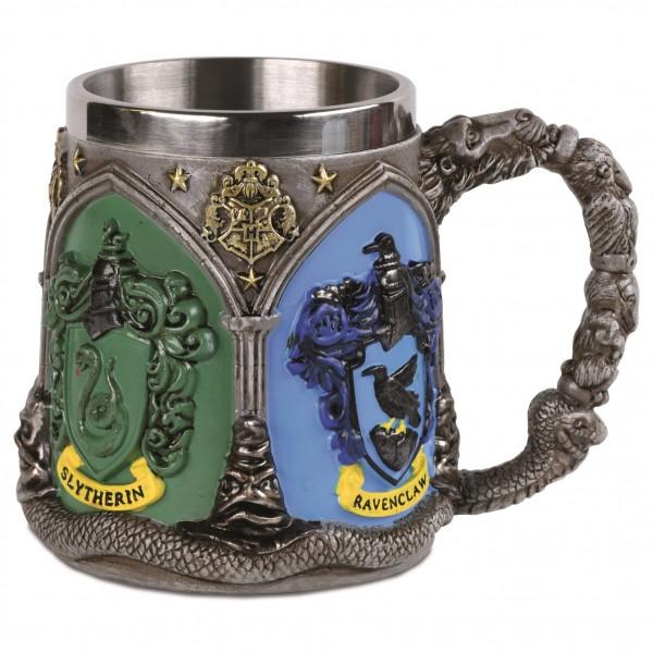 Krug Polyresin Harry Potter Houses