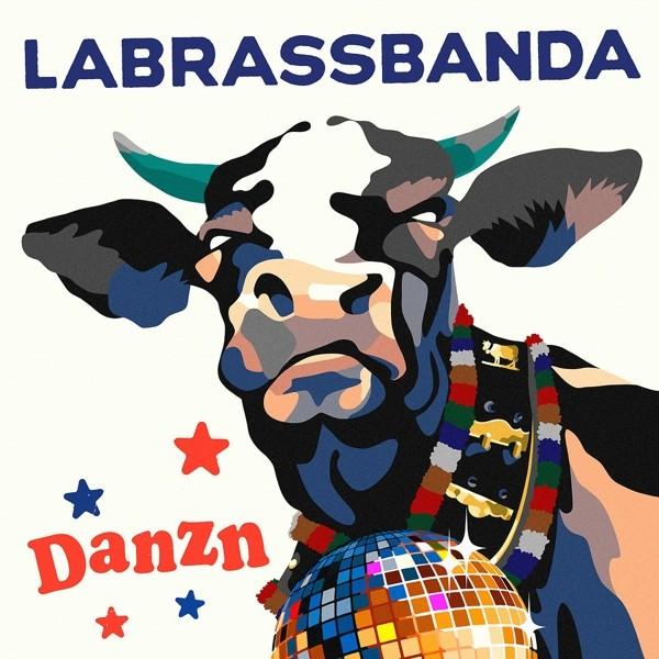 Labrassbanda - DANZN (LIMITED DIGIPACK)