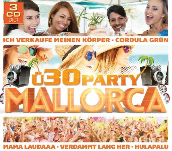Ü30 Party Mallorca