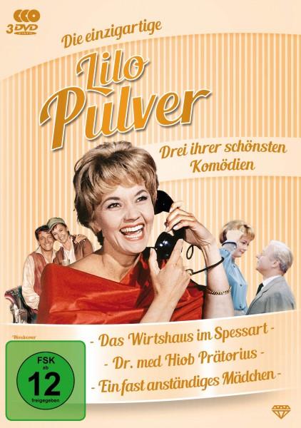 Lilo Pulver - Drei ihrer schönsten Komödien