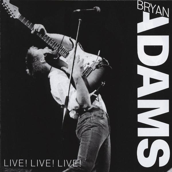 Adams,Bryan - Live! Live! Live! - CD