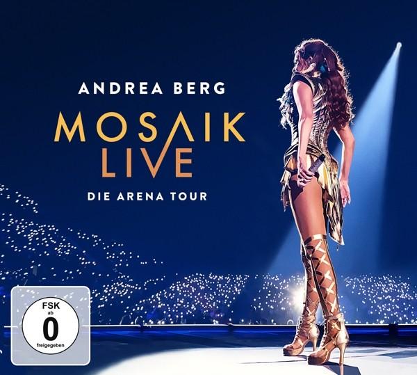 Andrea Berg - Mosaik Live - Die Arena Tour