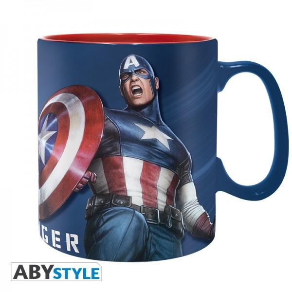 Tasse Marvel Sentinel of Liberty, 460 ml