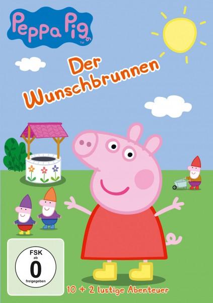 Peppa Pig - Der Wunschbrunnen und andere Geschichten