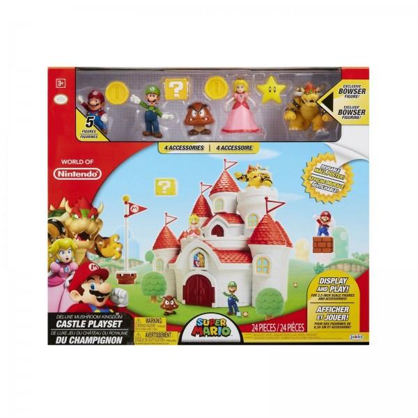 Spielset Nintendo Super Mario Pilz-Palast