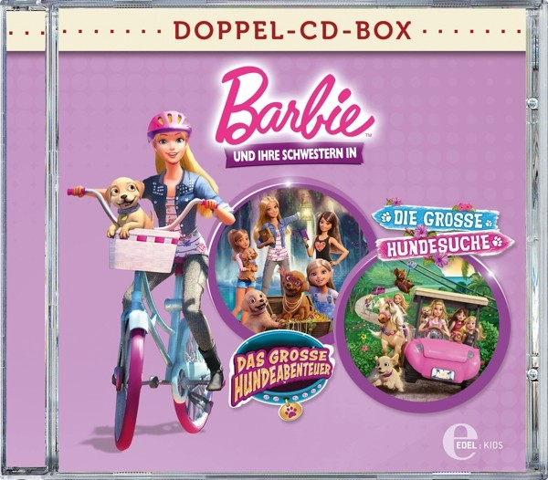 Barbie - Barbie-Hörspiel-Doppel-Box